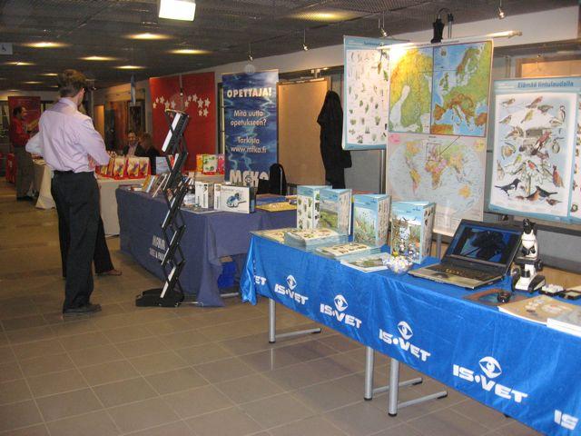 LUMA- tiede- ja teknologiapäivät 2010