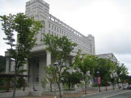 Saapuminen Etelä-Koreaan