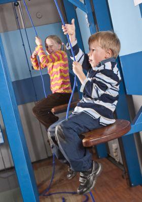 Lasten toimintapäivä Tietomaassa