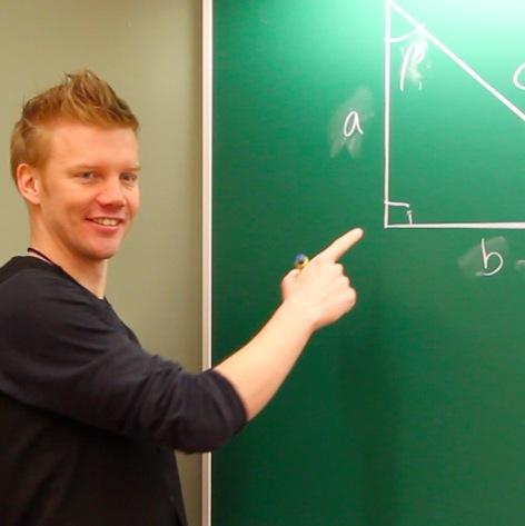 Matematiikan ja tietotekniikan opettajana lukiossa