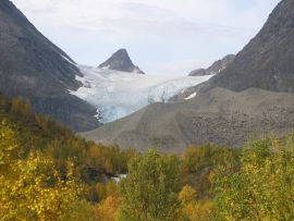 Pohjoista luontoa tutkimassa