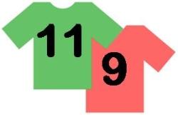 Lukujen 9 ja 11 jaollisuussäännöt