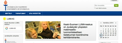 Keski-Suomen LUMA-keskus