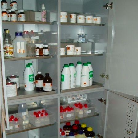 Onko kemikaalivarastosi kunnossa?