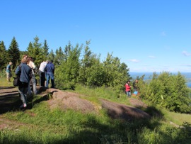 Excursiolla Norjassa, OSA 1