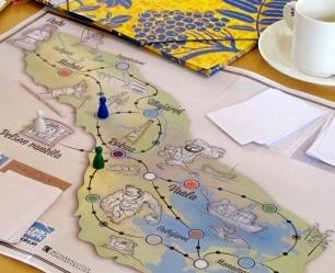 Jääkauden jäljillä - Rokua Geopark seikkailupeli