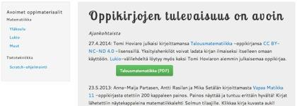 Avoin Oppikirja.fi