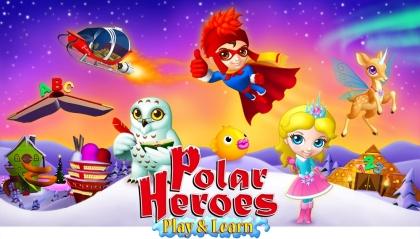 Polar Heroes -seikkailupeli motivoi oppimaan