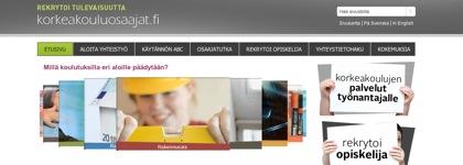 Korkeakouluosaajat.fi