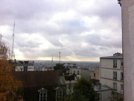 Loput Pariisin reissusta