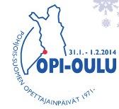 Pohjois-Suomen Opettajainpäivät 31.1.-1.2.2014