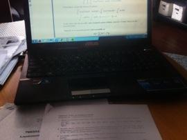Opiskelua ja vähän lisää opiskelua
