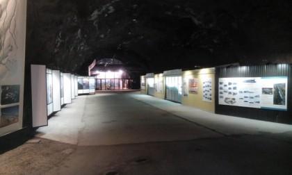 LKABn vierailukeskusalue Kiirunavaaran uumenissa (5)