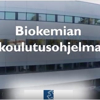 Biokemian opiskelu Oulun yliopistossa