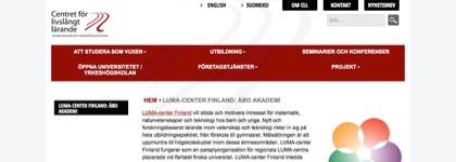 LUMA-center Åbo Akademi