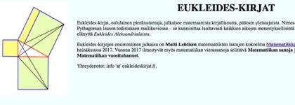 Eukleides-kirjat