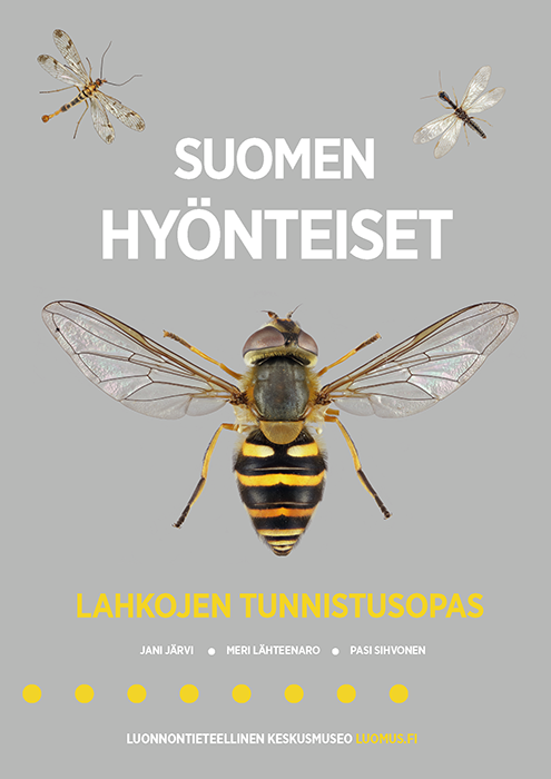 LUOMUS - Suomen hyönteislahkojen tunnistusopas