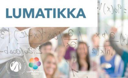LUMATIKKA – Matematiikan opetuksen ja oppimisen täydennyskoulutusohjelma