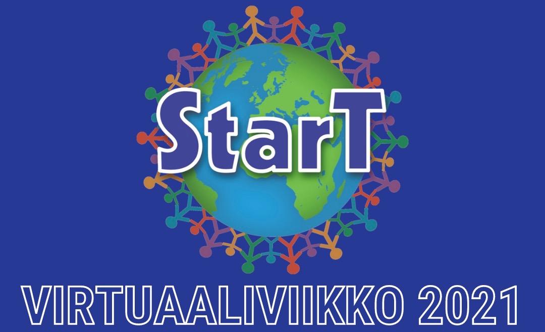 Ajankohtaista: StarTin virtuaaliviikko 12.–16.4.2021